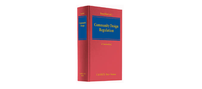 Hasselblatt Community Design Regulation